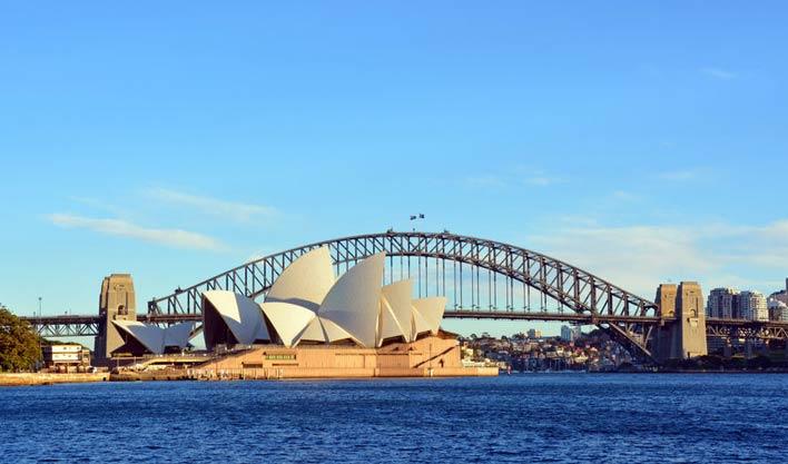 ทัวร์ออสเตรเลีย นครซิดนีย์ บอนไดบีช ย่านเดอะร็อคส์ โอเปร่าเฮ้าส์ 5วัน 3คืน บิน Thai Airways