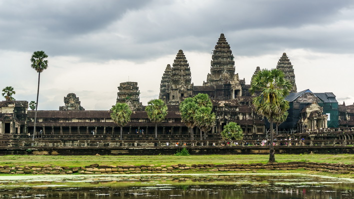 ทัวร์กัมพูชา เสียมเรียม ปราสาทบายน นครวัด พิพิธภัณฑ์สงคราม 3วัน 2คืน บิน Thai Smile