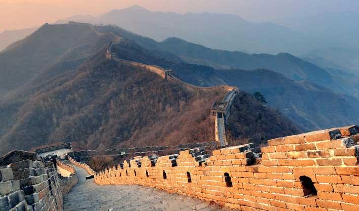 ทัวร์จีน กรุงปักกิ่ง ชมกำแพงเมืองจีน จตุรัสเทียนอันเหมิน เฉิงเต๋อ 5 วัน 3 คืน บิน Thai Airways