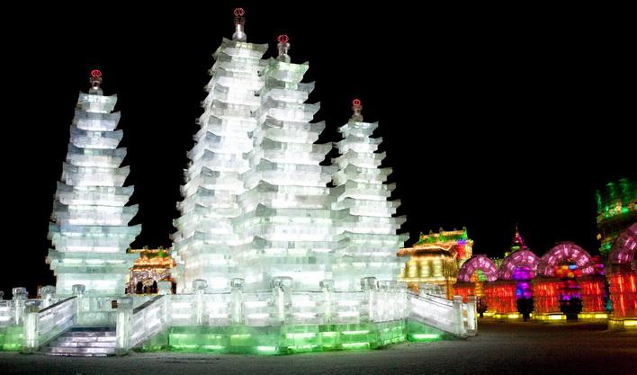 ทัวร์จีน เซี่ยงไฮ้ ชมเทศกาลแกะสลัก ปิงเสวี่ยต้าซื่อเจี้ย ฮาร์บิน 6วัน 4คืน บิน Shanghai Airlines