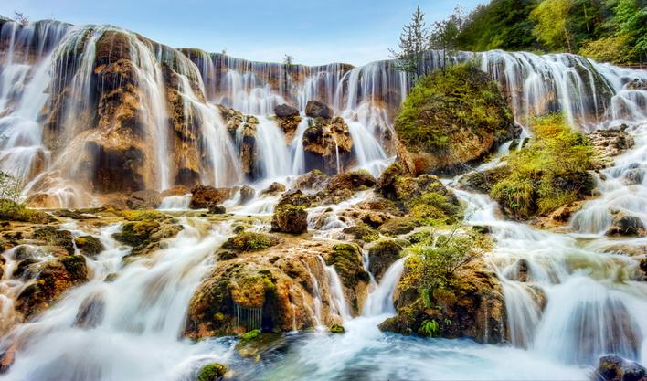 ทัวร์จีน เฉิงตู อุทยานจิ่วจ้ายโกว เมืองเก่าซงพาน ทะเลสาบเตี๋ยซี 4 วัน 3 คืน บิน Thai Airways