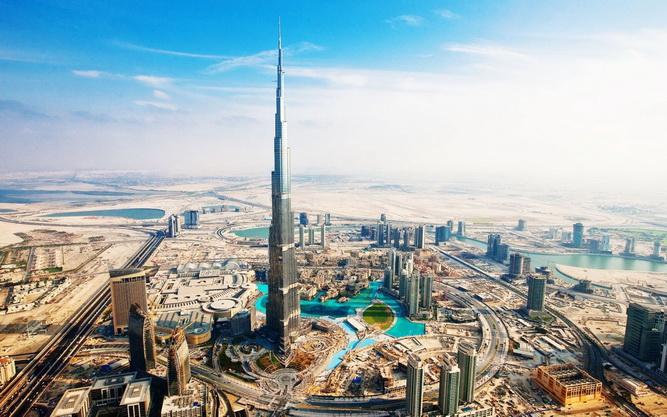 ทัวร์ดูไบ The Palm Jumeirah ตึกเบิร์จคาลิฟะ สวนดูไบมิราเคิล 5วัน3คืน บินEmirates Airlines