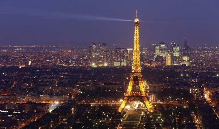 ทัวร์ฝรั่งเศส กรุงปารีส เมืองโดวิลส์ มหาวิหารรูอ็อง มงต์แซงต์มิเชล 8วัน 5คืนThai Airways