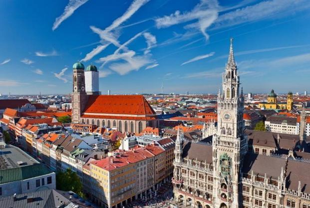 ทัวร์เยอรมัน มิวนิค พิชิตยอดเขาซุกสปิตเซ่ เชค ออสเตรีย สโลวาเกีย 9วัน6คืน บิน Qatar Airways
