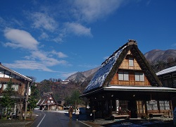 ทัวร์ญี่ปุ่น โอซาก้า ทาคายาม่า หมู่บ้านชิราคาวะโกะ ฟุคุอิ เกียวโต 5วัน 4คืน บิน Scoot Airlines