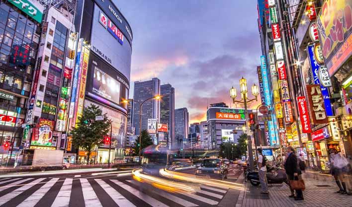 ทัวร์ญี่ปุ่น กินขาปูยักษ์ แช่ออนเซน ภูเขาไฟฟูจิ ช้อปปิ้งชินจุกุ โตเกียว 5วัน3คืน บิน Scoot Airlines