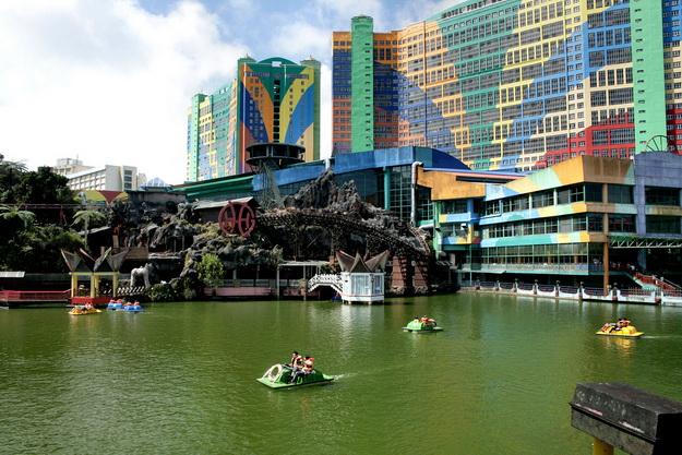 ทัวร์มาเลเซีย ปีนัง เก็นติ้ง คาเมรอน ไฮแลนด์ กัวลาลัมเปอร์ 4วัน 3คืน บิน Thai Lion Air