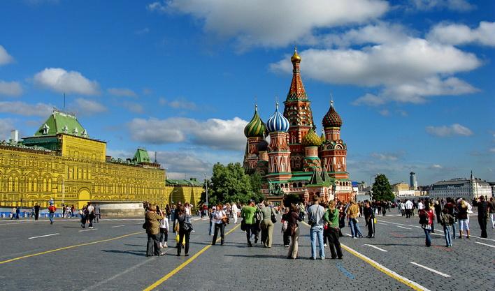 ทัวร์รัสเซีย มอสโคว์ เซนต์ปีเตอร์สเบิร์ก เข้าชมพระราชวังเครมลิน 8วัน5คืน บิน Emirate Airlines