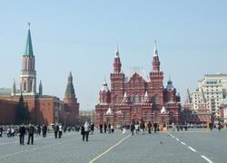 ทัวร์รัสเซีย กรุงมอสโคว์ ชมพระราชวังเครมลิน เซนต์ปีเตอร์สเบิร์ก 8วัน 5คืนบิน Emirates Airlines