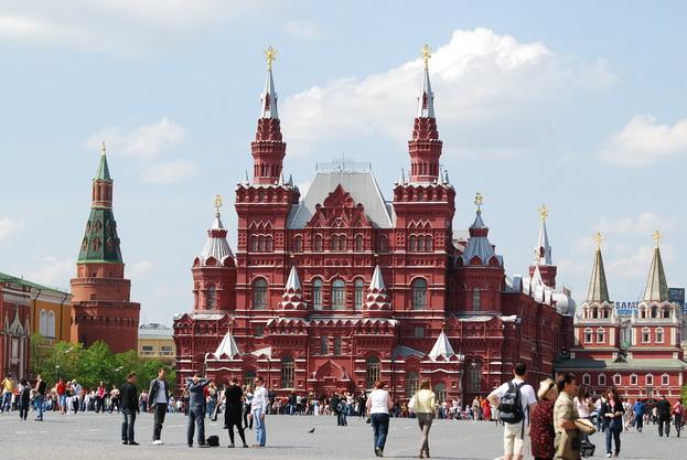 ทัวร์รัสเซีย มอสโคว์ สแปร์โรฮิลล์ จัตุรัสแดง เซนต์ปีเตอร์สเบิร์ก 8วัน 5คืน บิน Emirates Airlines