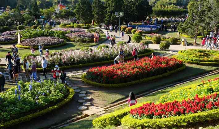ทัวร์เวียดนาม นครโฮจิมินห์ ทะเลทรายมุยเน่ สวนดอกไม้เมืองหนาว ดาลัด 4วัน3คืน บิน Lion Air