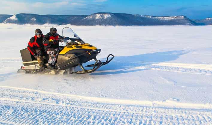ทัวร์ฟินแลนด์ กรุงเฮลซิงกิ ทาล์ลินน์ ขับสโนโมบิล ตะลุยหิมะ โรวาเนียมิ 8วัน 6คืน บิน Finn Air